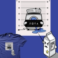 LaundrySuspect ShirtComp