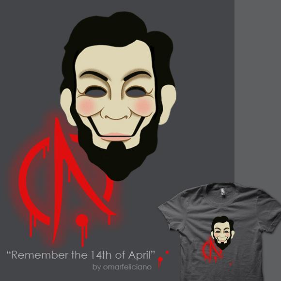 AnonymousAbraham ShirtComp