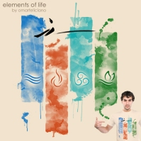 ElementsOfLife ShirtComp
