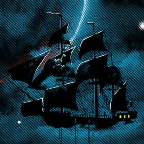 Pirate SpaceShip Detail B