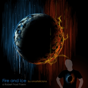 FireAndIce RobertFrost ShirtComp500