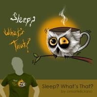 SleepWhatsThat ShirtComp