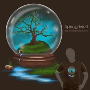 SpringMelt ShirtComp