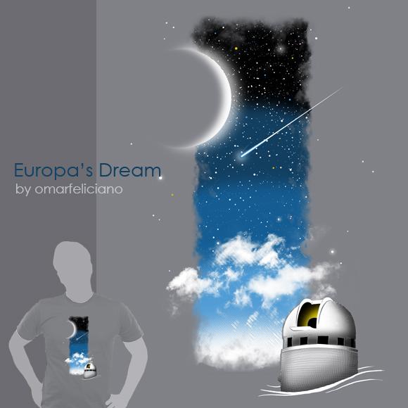 EuropasDream ShirtComp