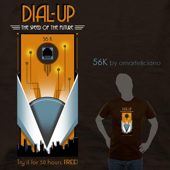 DialUp ShirtComp