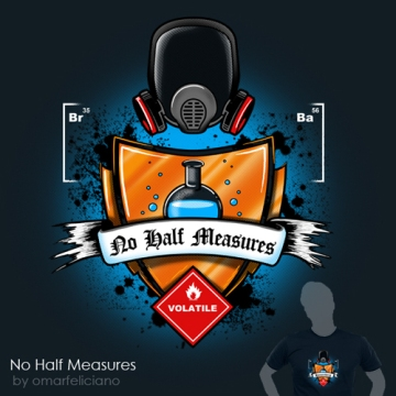NoHalfMeasures ShirtComp500