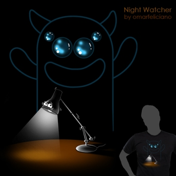 NightWatcher ShirtComp500