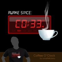 CoffeeO'Clock ShirtComp