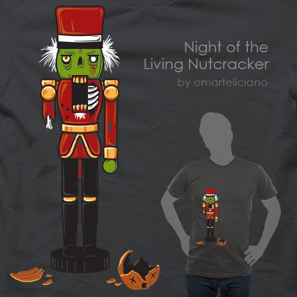 Nutcracker ShirtComp