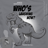 WhosLaughingNow ShirtComp