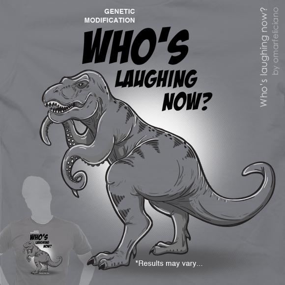 WhosLaughingNow2 ShirtComp