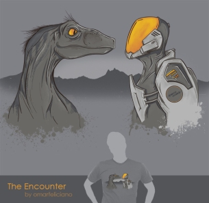 The Encounter ShirtComp