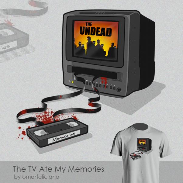 The TV ate my Memories