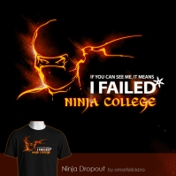 Ninja Dropout