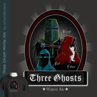 Three Ghosts Winter Ale