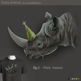 PartyAnimal ShirtComp