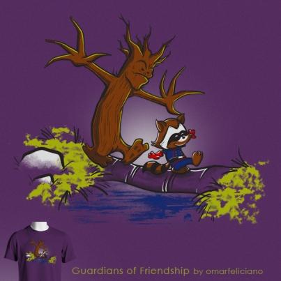 Guardians of Friendship