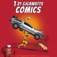 1.21 Gigawatts Comics