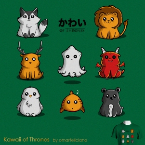Kawaii of Thrones