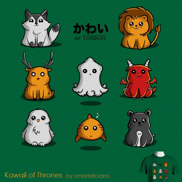Kawaii of Thrones