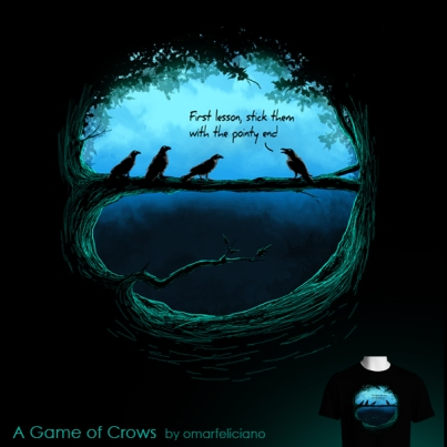 A Game of Crows