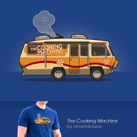The Cooking Machine