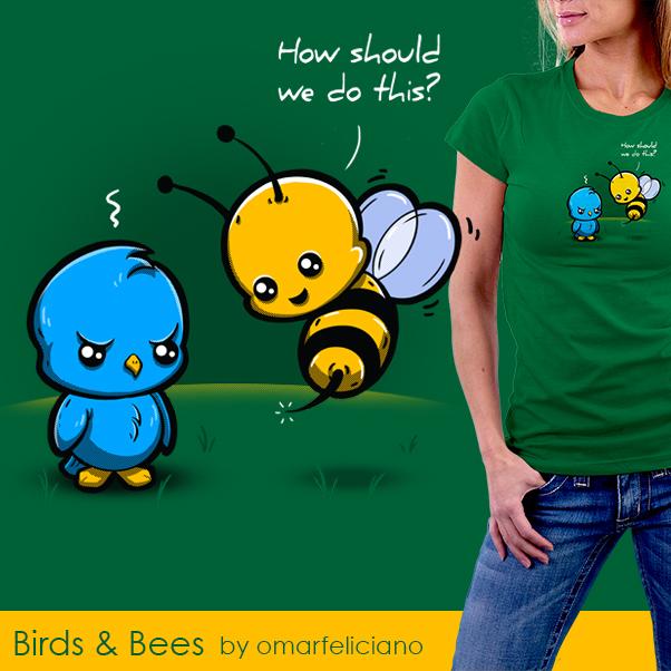 Birds&Bees ShirtComp