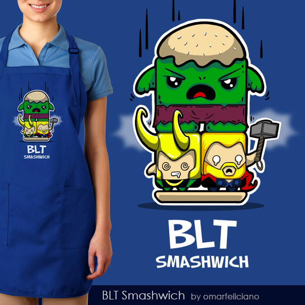 BLTSmashwich ShirtComp