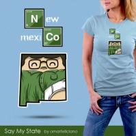 SayMyState ShirtComp