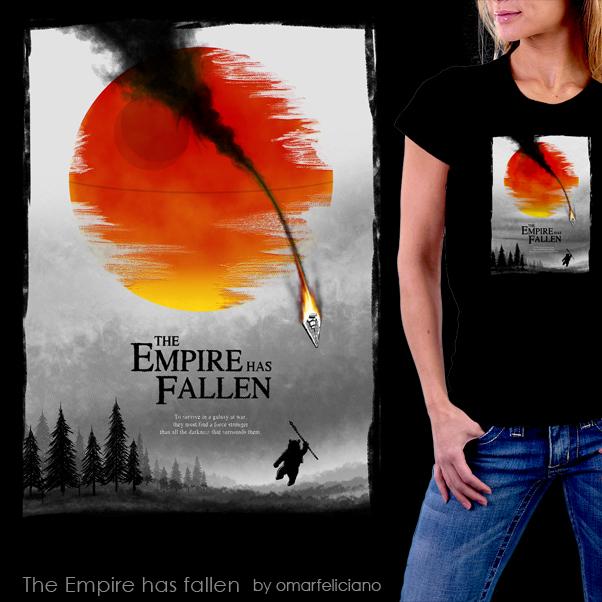 TheEmpireHasFallen ShirtComp