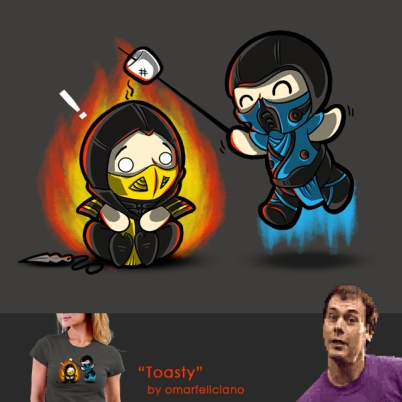 Toasty ShirtComp